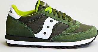 Reposi Calzature SAUCONY Jazz - Sneakers in suede e tessuto