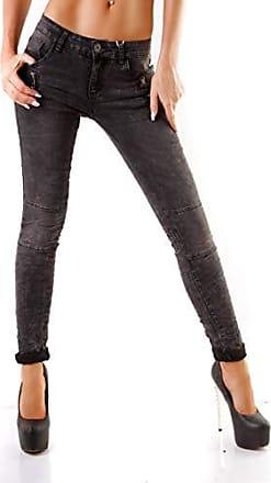 Damen Jeans Hose Bootcut Hüftjeans Damenjeans Hose Jeans Hüft 206