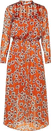 Inwear Zilmaiw Hilma Dress Maxiklänning Festklänning Orange InWear