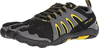 Body Glove Mens 3T Barefoot Warrior, Black/Yellow, 8