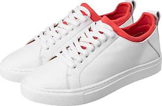 YaYa Sneakers aus Leder - EU37 UK4 - White/Red