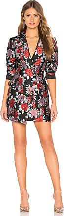 Lovers + Friends Ally Mini Dress in Black