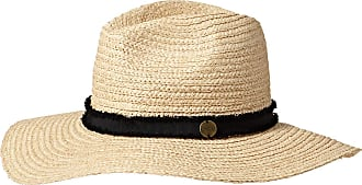 Rip Curl Sunsetters Straw Panama Womens Hat Small Natural