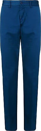 Paul & Shark slim-fit chinos - Azul