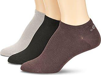 - Socken schwarz S24001 s.oliver - sneaker 6 Paar Größe 43//46