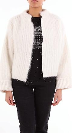Erika Cavallini Semi Couture Cardigan Bianco