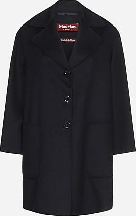 Max Mara Wool, cashmere and silk coat - MAX MARA STUDIO - woman