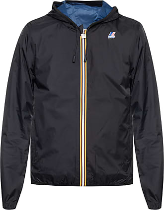 K-Way Reversible Jacket Mens Black