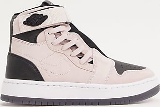 air jordan 1 gris et animal fluo