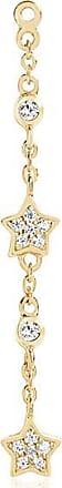 Sif Jakobs Jewellery Ear Jacket Atrani 18K vergoldet mit weißen Zirkonia