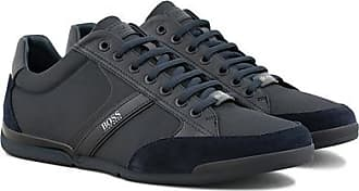 HUGO BOSS Saturn Low Sneaker Navy