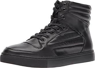 Zanzara Zanzara Mens Vacdes Fashion Sneaker, Black, 8.5 US
