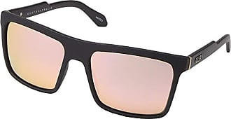 Quay Eyeware Let It Run (Matte Black/Peach) Fashion Sunglasses