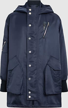 Neil Barrett Authentic Air-force Nylon Oversized Pockets Parka