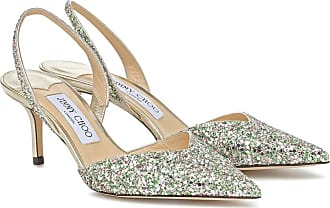 Jimmy Choo London Pumps slingback Thandi 65 con glitter
