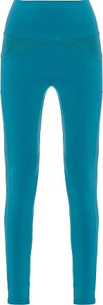 HOPE RESORT Calça Legging Recortes - Verde