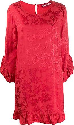 Guardaroba Vestido amplo - Vermelho