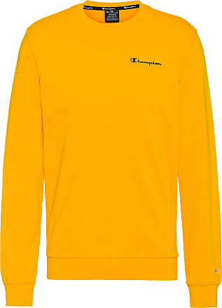 Champion Sweatshirt Herren in gold fusion, Größe XL