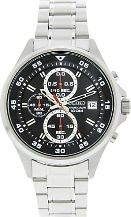 Seiko SKS627 Silver Stainless-Steel Japanese Chronograph Fashion Watch