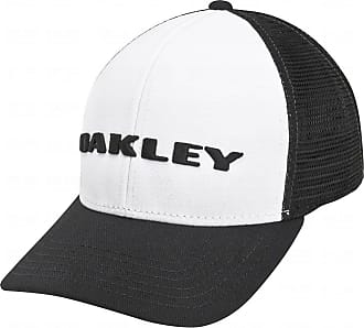 Oakley Golf Trucker Cap White, Black and White, Un