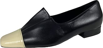 L'autre Chose F18 Mocassino Donna Black Leather Loafer Shoe Woman [36]
