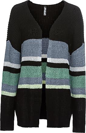 77575ca448311c affordable bonprix dames gebreid vest lange mouw in zwart rainbow with  bonprix groe groen damen