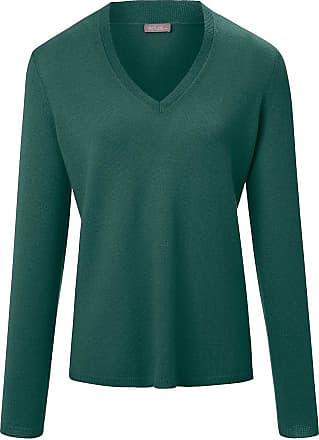 include V-Pullover include grün
