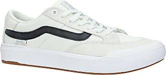 Vans Berle Pro Skate Shoes white