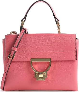 Coccinelle Arlettis Schultertasche pink