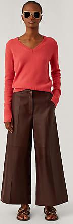 Joseph V Neck Pure Cashmere Knit