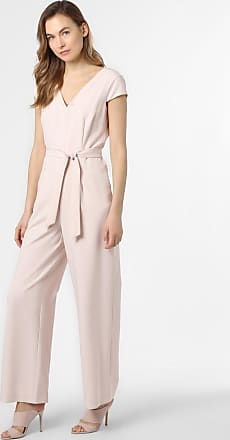 Comma Damen Jumpsuit rosa