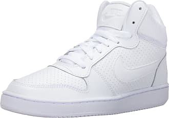 promo code 5212d 26245 Nike Womens Wmns Nike Court Borough Mid Basketball Shoes, Blanco (Blanco ( white