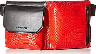 Kendall + Kylie Kai, red lacquered snake