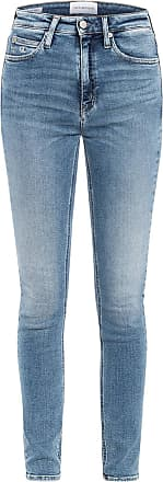 Calvin Klein Jeans Skinny Jeans - 1A4 CA038 MID BLUE