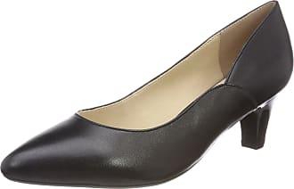 Caprice Womenss 22401 Closed Toe Heels Black Nappa 22 4 UK 67f68994cb