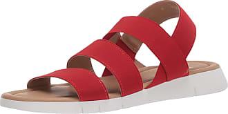 Kenneth Cole Reaction Womens RLS0076EL Sporty Sandal Red Size: 3.5 UK