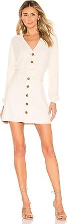 House Of Harlow x REVOLVE Irene Dress in Ivory