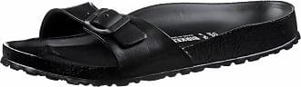 Birkenstock Madrid EVA Sandalen Damen in schwarz, Größe 39