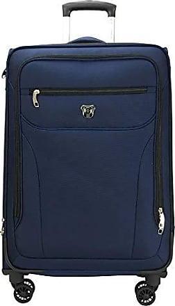 LUXCEL Mala de Viagem Expansível Luxcel Gávea 360o G - MF10140SW-28 - Azul