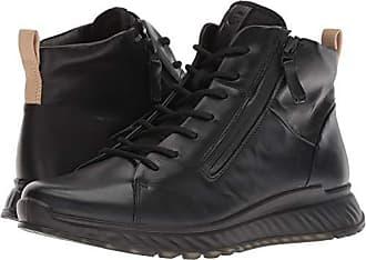 cb3a6af1ad1996 Ecco Womens Womens ST1 High Top Sneaker Black 42 M EU (11-11.5 US