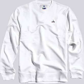 HOLUBAR felpa patch bf12 bianco