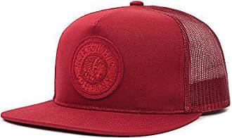 38c98059f5c Brixton Mens Rival Medium Profile Adjustable MESH HAT