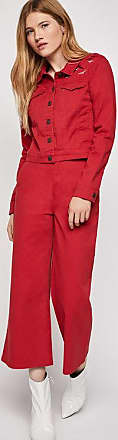 BCBGeneration Embroidered Crop Pant