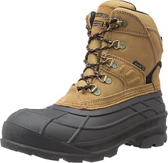 kamik Mens Fargo Snow Boots, Beige ((Tan-Tan Tan), 11 UK