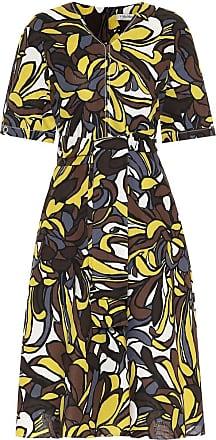 Max Mara Joy linen and cotton midi dress