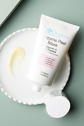 The Organic Pharmacy Enzyme Peel Mask With Vitamin C & Papaya