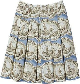 Franken & Cie. Skirt porcelain, blue