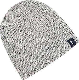 Weird Fish Bally Beanie Hat Grey Size ONE