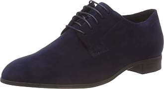 Vagabond Womens Frances Derbys, Blue (Dark Blue), 5 UK