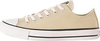 Converse Sneaker weiß / beige / schwarz